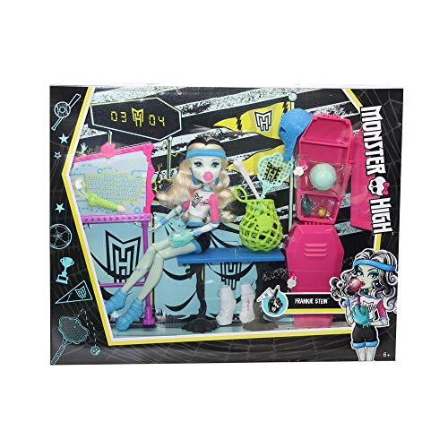 Mattel Monster High Frankie Stein Playset - Multicolor, MT-DXY09