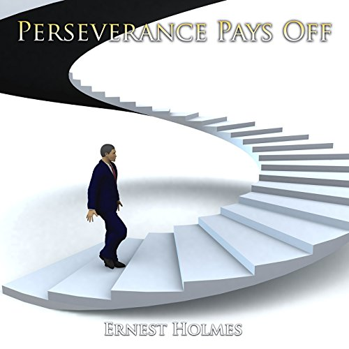 Perseverance Pays Off audiobook cover art