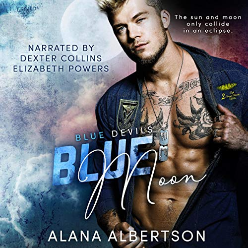 Blue Moon audiobook cover art