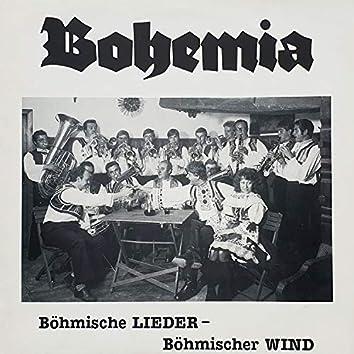 Böhmische Lieder - Böhmischer Wind