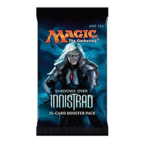 Magic the Gathering - MTG-SOI-BD-EN - Shadows over Innistrad Booster Display - Englisch, 36 Päckchen