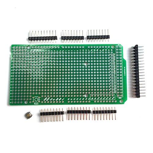 DollaTek Prototype PCB for Arduino MEGA 2560 R3 Shield Board DIY