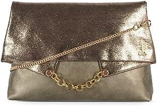 Baggit Women's Synthetic Sling Bag (Black) (Scottie)