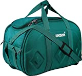 Lioncrown Polyester 52 cms Travel Duffel Bag | Cabin Bag (Teal)