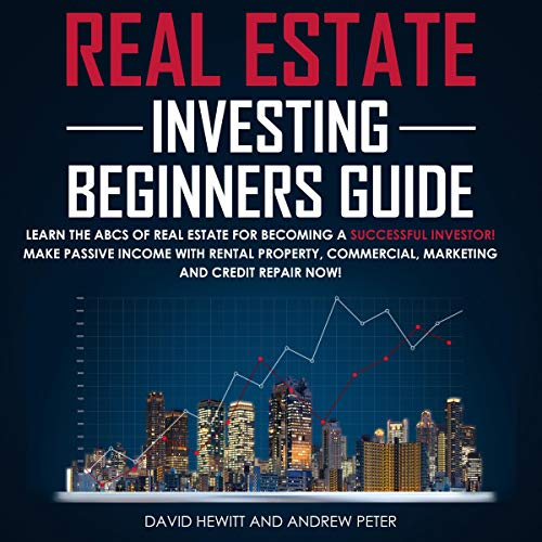 Real Estate Investing Beginners Guide cover art