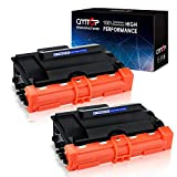 CMTOP TN850 Compatible Replacement for Brother TN-850 TN850 TN880 TN820 Toner Cartridge, High Yield, for Brother HL-L6200DW L6200DWT L5200DWT L5200DW L5100DN, MFC-L5900DW L5800DW L5700DW, 2 Black