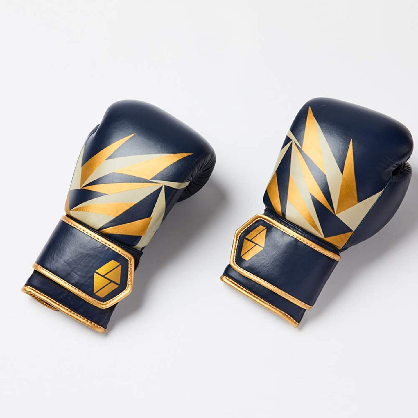 Society Nine Bia Boxing Gloves, 16 oz | Lightweight & Premium Leather, Velco Closure, Foam Construction | Ideal for Sparring, Heavy Bag, Mitt Work