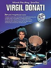 Ultimate Play-Along Drum Trax Virgil Donati: Jam with 17 Virgil Donati Tracks, Book & 2 CDs