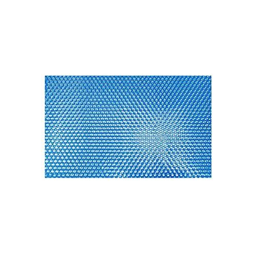 Xgxyklo Cubierta De Manta Solar, Protector De Cubierta De Piscina De Polvo, Paños De Piscina Inflables sobre El Suelo, Cubierta Solar para Piscinas De Marco Rectangular,1.6m×2.6m
