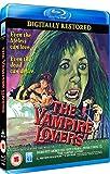 The Vampire Lovers Blu-Ray Remastered [Reino Unido] [Blu-ray]