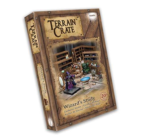 Mantic Games MGTC105 TerrainCrate: Wizard's Study,...