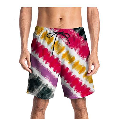 3D gedrukte strandbroek, chickwin recht/graffiti/casual/zwemshort vrije tijd korte heren zomer casual plus maat grappige shorts zwembroek in vele kleuren