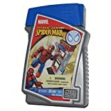 Mega Bloks Spider-Man City Swing Set