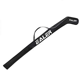 EALER HB200 One Shoulder Hockey Stick Bag Black Light Waterproof for Hockey Stick Adjustable Ice Hockey Equipment