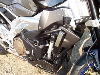 Protectores de motor PRO Aprilia Tuono V4 1100 Factory 15-19 negro Puig 5692n