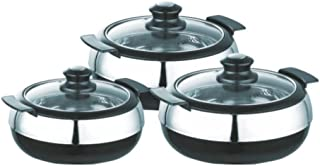 Best jaypee casserole set of 3 Reviews