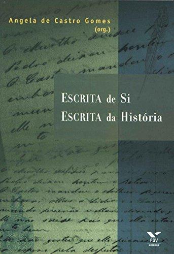 Escrita de si, escrita da história