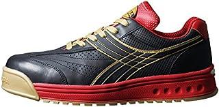 ドンケル/ディアドラ DIADORA 安全作業靴 ピーコック 黒 25.5cm(3881741) PC22-255 [その他]