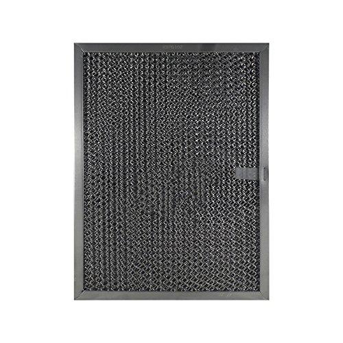 Luftfilter Fabrikkompatibler Ersatz für Broan Nutone LL62F, LL6200, MM 6500 Aluminium Fettgeflecht Kohle Combo Range Haubenfilter 81/2 x 111/4 x 3/8 Zoll
