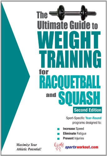 The Ultimate Guide to Weight Training for Racquetball & Squash (English Edition)