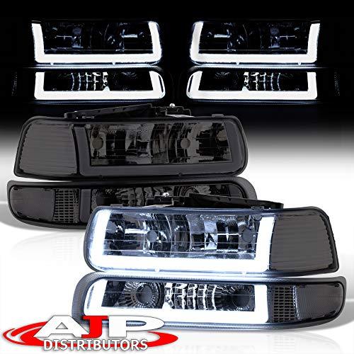 02 silverado headlight assembly - 8