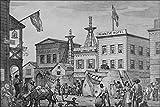 24'x36' Gallery Poster, Niantic Hotel san Francisco California 1850