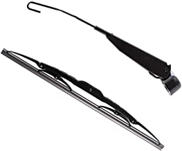 Arm Rear Wiper For Chrysler Voyager PT Cruiser Town & Country Dodge Caravan Grand Caravan Rear Window Wiper Arm and Blade Set