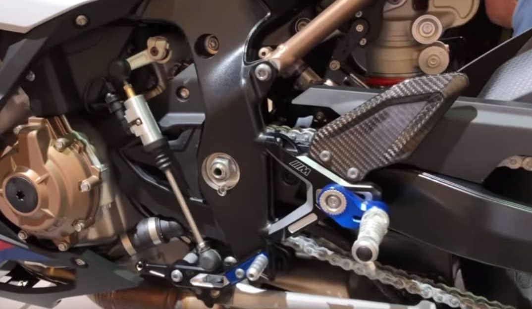 M Sport Package OEM Folding Clutch /& Brake Levers fit BMW S1000RR 2019 2020 Accessory