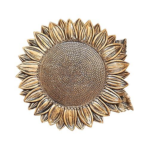 Sunflower Jewelry Tray