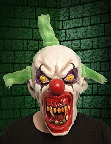 ADULTS CLOWN MASK - TRI POINT