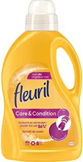 3x Fleuril Wasmiddel Care & Condition 1,32 liter