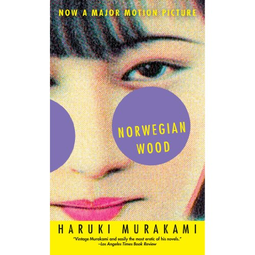 Page de couverture de Norwegian Wood