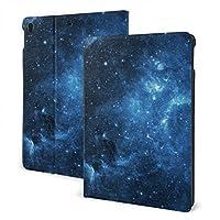 宇宙 IPad ケース iPad カバー 手帳型 IPad 保護カバー 高級PU レザーケース スタンド 全面保護 多角度調整 汎用ケース 傷つけ防止 耐衝撃 かわいい おしゃれ シンプル 最新