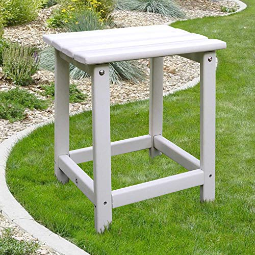Adirondack South Beach 18' Outdoor Side Table 38CM