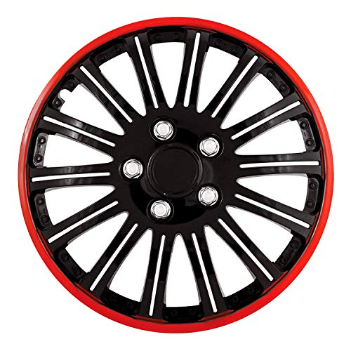 16inch black hubcaps - 9