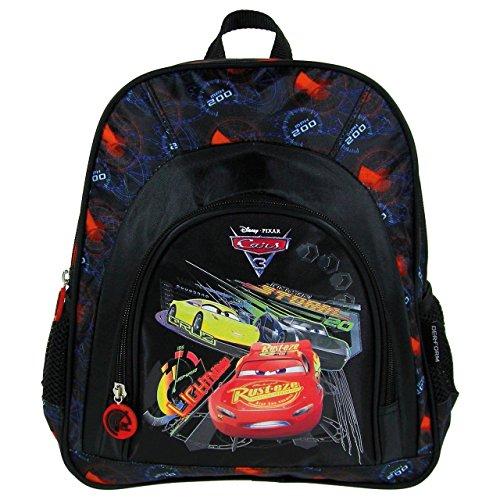Maxi & Mini-Cars Flash McQueen ha Zaino Junior per il sp0rt, hobby sorte in piena aria cartella scuola materna