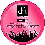 D:fi Hair Dsculpt High Hold Hair Sculpting Cream with Low Shine 5.3 oz