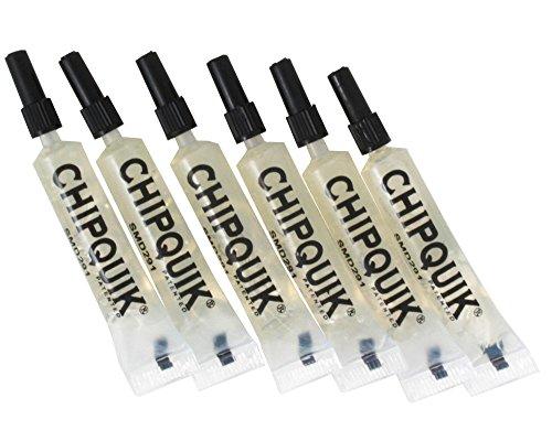 Chip Quik® keine reinigen Lichtstrom in Squeeze Tubes
