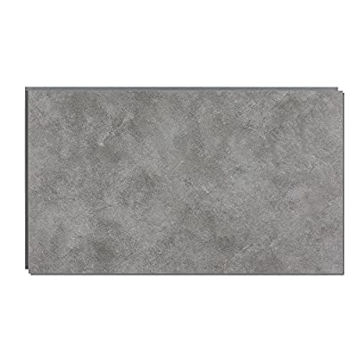 Interlocking Vinyl Wall Tile by Dumawall – Waterproof, Durable 25.59 in. x 14.76 in. Wall/Backsplash Panels for Kitchen, Bathroom, or Shower (8 Panels) (Smoked Steel)
