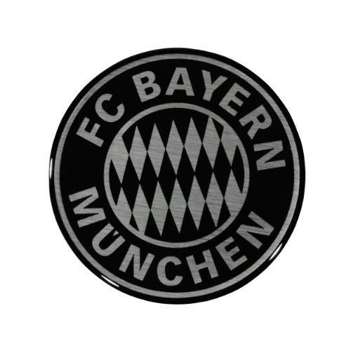 FC Bayern München 3D Aufkleber Logo