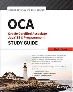 OCA: Oracle Certified Associate Java SE 8 Programmer I Study Guide: Exam 1Z0-808 (1118957407) | Amazon price tracker / tracking, Amazon price history charts, Amazon price watches, Amazon price drop alerts