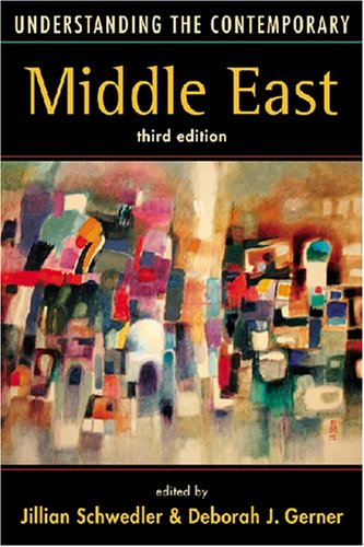 Understanding the Contemporary Middle East (Understanding: Introductions to the States and Regions of the Contemporary W