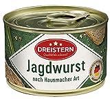 Dreistern Jagdwurst, 160 g
