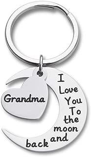 this grandma belongs to keyring