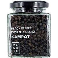 Pimienta Negra de Kampot Premium en grano - 120g - Nueva cosecha 06/2019