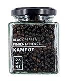 Pepe Nero in Grani di Kampot Premium - Nuovo Raccolto 06/2020 - 120g