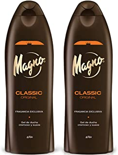Magno Classic Shower Gel 550ml (PACK of 2)