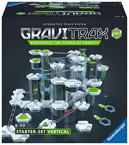ToysWorld Gravitrax PRO Starter Set Gioco GraviTrax Vertical Starter-Set con Sfere Metallo Percorso Biglie Edizione Multilingue con Italiano
