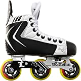 Best Inline Hockey Skates - Alkali Hockey Lite Youth Adjustable Inline Roller Skates Review