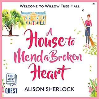 A House to Mend a Broken Heart cover art